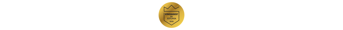 Strongest in Estonia