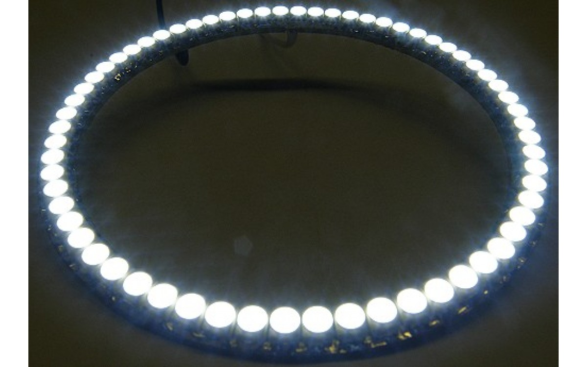 BMW E39 530 foglights LED angeleye