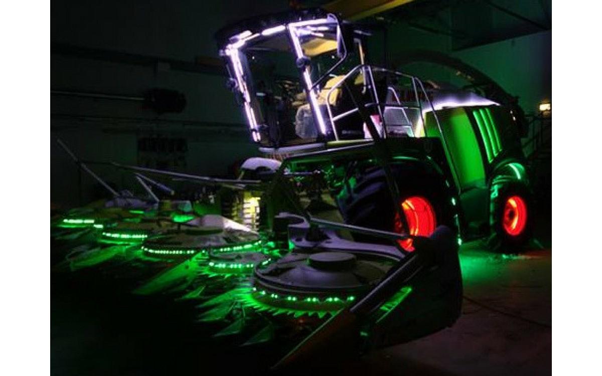 Harvester LED lights