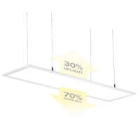 AURORA EDGELITE™ PRO 120X30CM UP&DOWN 40W LED panel 4000K 3600lm