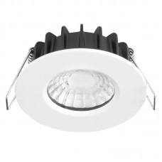 AURORA RT Pro™ LED Downlight 7W 3000K 680lm 60° IP65 White Dim