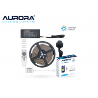 AURORA Connect Control Starter Kit: 5m RGBTW LEDriba+pult
