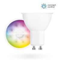 AURORA AONE Bluetooth GU10 Bulb 5W RGBTW 2700-5000K 40° 300lm