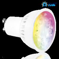 AURORA AONE Bluetooth GU10 Bulb 5W RGBTW 3000-6500K 40° 350lm