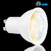 AURORA AONE Bluetooth GU10 LED pirn 5W 40° 3000K-6500K 370lm