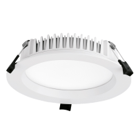 AURORA Lumi-Fit™ LED Downlight 18W 19cm 1800lm 4000K IP54 Dimmable