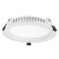 AURORA Lumi-Fit™ LED Downlight 25W 2600lm 4000K IP54 Dimmable
