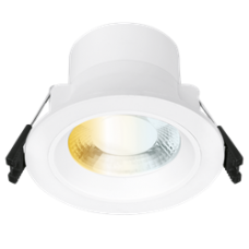 Aurora RTLite™ LED Downlight 5W Color Select -3000K/4000K/5700K 520lm Dimmable