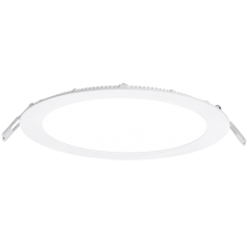 AURORA Slim-Fit™ Ø22.5cm LED downlight 18W 3000K 110° 1520lm IP44