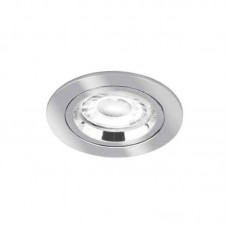 AURORA EDLM™ PRO GU10 FIXED LOCK RING DOWNLIGHT CHROME