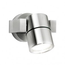 WALLE™ Pro GU10 IP54 adjustable wall light dimmable stainless steel