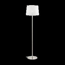 Floor lamp HAMBLETON 147xØ35cm 1xE27 base white