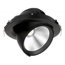 Enlite Apex™ Retail 30W süvistatav LED valgusti 4000K 3000lm 24° must