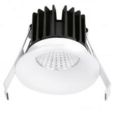 Enlite CurveE™ 10W süvistatav LED-valgusti 3000K 920lm 60° valge IP44