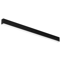 ENLITE INTERLED™ PRO 120CM 30W SURFACE/SUSPENDED 4000K 3000lm BLACK