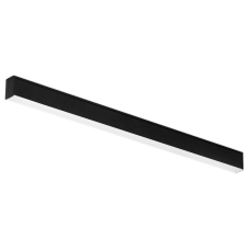 ENLITE INTERLED™ PRO 120CM 30W LED LINEAR pinnapealne/rippvalgusti 4000K 3000lm must