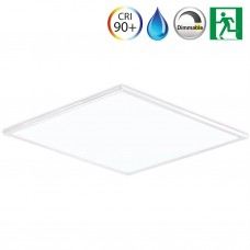 Dimmable 600x600mm CRI95 LED Light Panel 4000K  IP65 40W