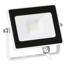 NEW Enlite QuaZar™ 10W Adjustable IP65 Driverless LED Floodlight 4000K 900lm 120°