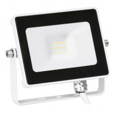 NEW Enlite QuaZar™ 10W IP65 Slim LED Floodlight 4000K 900lm 120° white