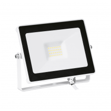 Enlite QuaZar™ 20W Adjustable IP65 Driverless LED Floodlight 4000K 1800lm 120°