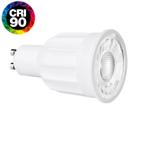 Enlite ICE™ LED Bulb Dimmable GU10  24° 10W 800lm 4000K CRI90