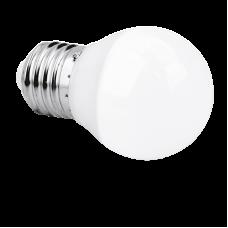 Enlite EDIM™ LED bulb E27 GolfBall 5W 400lm 2700K dimmerdatav
