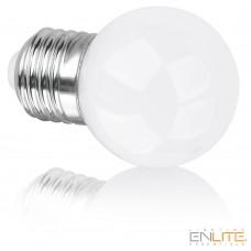 *Enlite E360™ GLS LED pirn GolfBall E27 3W 240V 220lm 2700K
