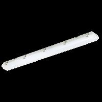 Enlite Industrial luminaire LinearPac™  58W 120° 4000K 6600lm 1500mm Grey IP65