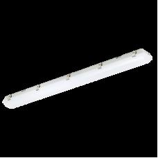 Enlite Industrial luminaire LinearPac™  25W 120° 4000K 3000lm 1500mm Grey IP65