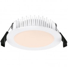 Enlite PolaCX™ LED Downlight 10W Dimmable Color Change 2700K, 3800K or 5700K IP54