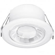 Enlite Spryte™ 10W Dimmable LED Downlight 3000K 830lm 60° white IP44