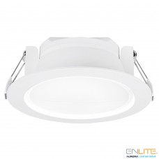 Enlite Uni-Fit™ LED Downlight 15cm 15W 4000K 100° 1200lm IP44 Dimmable