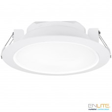Enlite Uni-Fit™ LED Downlight 20cm 20W 4000K 100° 1800lm IP44 Dimmable