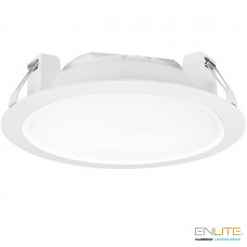 Enlite Uni-Fit™ LED Downlight 23.5cm 25W 4000K 100° 2000lm IP44 Dimmable