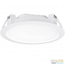 Enlite Uni-Fit™ LED valgusti 23.5cm 25W 4000K 100° 2000lm IP44 dimmerdatav
