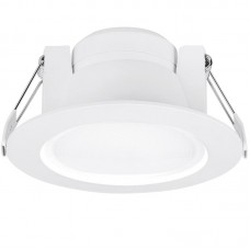 Enlite Uni-Fit™ LED downlight 12cm 10W 4000K 100° 710lm IP44