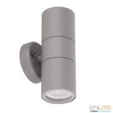 WALLE™ GU10 IP44 fixed up&down wall light dimmable grey