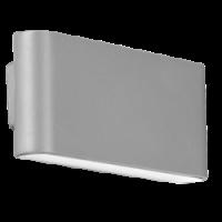 Enlite seinavalgusti WallEpro alla valgustav 6W IP65 310lm 4000K hall