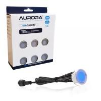 ENLITE waterproof IP67 markerlights kit M-Lite 6pack blue