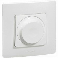 LED dimmer LeGrand Niloe rotary 3-75W