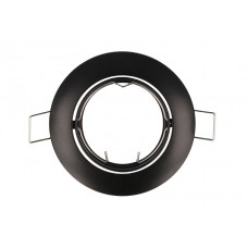 LED LINE® DOWNLIGHT ROUND ADJUSTABLE DIE CAST ALUMINIUM BLACK
