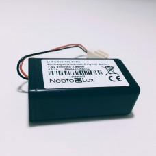 Rechargeable Lithium-Polymer Battery 7.4V 400mA 2.96Wh