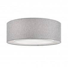 Ceiling lamp BERGAMO 3xE27 52cm grey