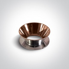 Reflector ring - shining copper