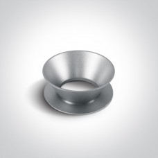 Reflector ring - silver grey