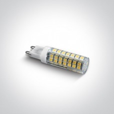 LED Bulb G9 5W 240V 450lm 3000K Dimmable