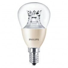 Philips LED bulb LEDlustre E14 6W 470lm 2700K dimmable DimTone DiamondSpark