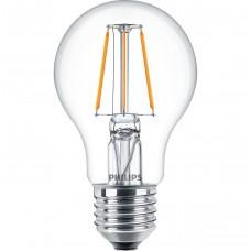 Philips CLASSIC LED bulb E27 4.3W 470lm 2700K