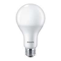Philips MASTER LED pirn E27 15W 1521lm 2700K-2200K DimTone