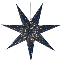 Rippuv valgusdekoratsioon GALAXY 60cm E14 pesaga sinine